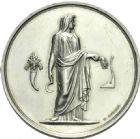 Photo numismatique  ARCHIVES VENTE 2013 -Coll Henri Dolet MEDAILLES DE GRAND MODULE Valenciennes- Sociétés diverses  *699- *Congrès agricole du Nord de la France, Valenciennes 1852.