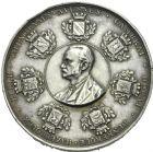 Photo numismatique  ARCHIVES VENTE 2013 -Coll Henri Dolet MEDAILLES DE GRAND MODULE Valenciennes- Sociétés diverses  698- Médaille de la Société d'agriculture de Valenciennes.