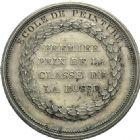 Photo numismatique  ARCHIVES VENTE 2013 -Coll Henri Dolet MÉDAILLES DE GRAND MODULE Valenciennes- Sociétés diverses  690- Académie de Peinture et Sculpture de Valenciennes, établie en 1785.