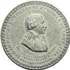 Photo numismatique  ARCHIVES VENTE 2013 -Coll Henri Dolet MEDAILLES DE GRAND MODULE Personnages divers  686- Général Auguste Ch. H. Picot Dampierre.