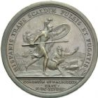 Photo numismatique  ARCHIVES VENTE 2013 -Coll Henri Dolet MÉDAILLES DE GRAND MODULE Médailles de Louis XIV  677- Prise de Condé et de Maubeuge, 25 août 1649.