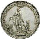 Photo numismatique  ARCHIVES VENTE 2013 -Coll Henri Dolet SOCIÉTÉ DES INCAS DE VALENCIENNES   660- Médaille de la Société 1851.
