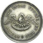 Photo numismatique  ARCHIVES VENTE 2013 -Coll Henri Dolet SOCIÉTÉ DES INCAS DE VALENCIENNES   657- Jeton en argent de la marche de 1840.