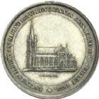 Photo numismatique  ARCHIVES VENTE 2013 -Coll Henri Dolet JETONS et MEDAILLES de la PERIODE MODERNE VALENCIENNES ET NORD  609- Saint-Saulve-lez-Valenciennes. Médaille.