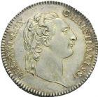 Photo numismatique  ARCHIVES VENTE 2013 -Coll Henri Dolet JETONS DE L'ANCIEN REGIME VALENCIENNES Conseil de la Ville. 575- Jeton du magistrat. 1er type.