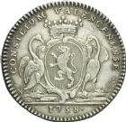 Photo numismatique  ARCHIVES VENTE 2013 -Coll Henri Dolet JETONS DE L'ANCIEN RÉGIME VALENCIENNES Conseil de la Ville. 573- Jetons du magistrat. 3e type.