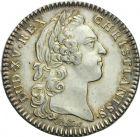 Photo numismatique  ARCHIVES VENTE 2013 -Coll Henri Dolet JETONS DE L'ANCIEN RÉGIME VALENCIENNES Conseil de la Ville. 572- Jetons du magistrat. 2e type.