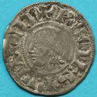 Photo numismatique  MONNAIES BARONNIALES Comté de PROVENCE CHARLES Ier d'ANJOU (1246-1285) Denier marseillais.