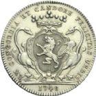 Photo numismatique  ARCHIVES VENTE 2013 -Coll Henri Dolet JETONS DE L'ANCIEN RÉGIME VALENCIENNES Conseil de la Ville. 569- Jeton du magistrat.