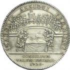 Photo numismatique  ARCHIVES VENTE 2013 -Coll Henri Dolet JETONS DE L'ANCIEN REGIME VALENCIENNES Conseil de la Ville. 569- Jeton du magistrat.