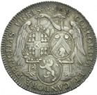 Photo numismatique  ARCHIVES VENTE 2013 -Coll Henri Dolet JETONS DE L'ANCIEN RÉGIME VALENCIENNES Conseil de la Ville. 568- Jeton du magistrat.