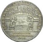 Photo numismatique  ARCHIVES VENTE 2013 -Coll Henri Dolet JETONS DE L'ANCIEN REGIME VALENCIENNES Conseil de la Ville. 567- Jeton du magistrat.