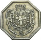 Photo numismatique  ARCHIVES VENTE 2013 -Coll Henri Dolet JETONS DE L'ANCIEN REGIME VALENCIENNES Gouverneurs de Valenciennes. 558- De Montmorency-Luxembourg