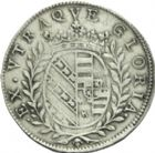 Photo numismatique  ARCHIVES VENTE 2013 -Coll Henri Dolet JETONS DE L'ANCIEN REGIME VALENCIENNES Gouverneurs de Valenciennes. 556- De Longueval.