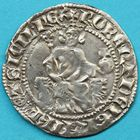 Photo numismatique  MONNAIES BARONNIALES Comté de PROVENCE ROBERT d'ANJOU (1309-1343) Gilliat.