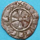 Photo numismatique  MONNAIES BARONNIALES Principauté d'ORANGE ANONYMES (fin XIIe-début XIIIe) Denier.