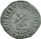 Photo numismatique  ARCHIVES VENTE 2013 -Coll Henri Dolet MONNAIES DU HAINAUT - VALENCIENNES Comté de HAINAUT GUILLAUME Ier (1304-1337) 446- Bourgeois, Valenciennes.