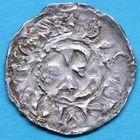 Photo numismatique  MONNAIES BARONNIALES Archevêché de VIENNE THIBAUT (952-1000) Denier.