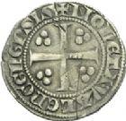 Photo numismatique  ARCHIVES VENTE 2013 -Coll Henri Dolet MONNAIES DU HAINAUT - VALENCIENNES Comté de HAINAUT JEAN II d'Avesnes (1280-1304) 431- Petit gros, Valenciennes, vers 1298/1299.