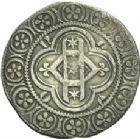 Photo numismatique  ARCHIVES VENTE 2013 -Coll Henri Dolet MONNAIES DU HAINAUT - VALENCIENNES Comté de HAINAUT JEAN II d'Avesnes (1280-1304) 427- Gros tournois (dit vieux gros), (Valenciennes).