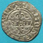 Photo numismatique  MONNAIES BARONNIALES Dauphins du VIENNOIS CHARLES (1349-1364), futur CHARLES V de France Petit dauphin.