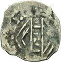 Photo numismatique  ARCHIVES VENTE 2013 -Coll Henri Dolet MONNAIES DU HAINAUT - VALENCIENNES Comté de HAINAUT MAILLES MUETTES (XIIe siècle) 408- Maille muette.
