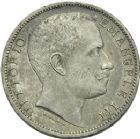 Photo numismatique  ARCHIVES VENTE 2013 -Coll Henri Dolet BARONNIALES et ETRANGERES ITALIE SAVOIE-SARDAIGNE, Victor Emmanuel III (1900-1943) 393- 2 lire, Rome 1901.