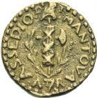 Photo numismatique  ARCHIVES VENTE 2013 -Coll Henri Dolet BARONNIALES et ÉTRANGERES ITALIE République CISALPINE (1800-1802) 392- 1 soldo di Milano (1799).