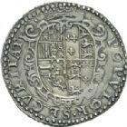 Photo numismatique  ARCHIVES VENTE 2013 -Coll Henri Dolet BARONNIALES et ETRANGERES ITALIE NAPLES, Philippe II (1556-1598) 391- Demi-ducaton frappé à Naples.