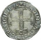 Photo numismatique  ARCHIVES VENTE 2013 -Coll Henri Dolet BARONNIALES et ÉTRANGERES ITALIE NAPLES, Ferdinand Ier (1458-1494) 390- Coronat frappé à Naples.