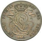 Photo numismatique  ARCHIVES VENTE 2013 -Coll Henri Dolet BARONNIALES et ETRANGERES BELGIQUE ROYAUME, Léopold Ier (1831-1865) 381- 5 centimes 1855.
