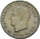 Photo numismatique  ARCHIVES VENTE 2013 -Coll Henri Dolet MODERNES FRANÇAISES NAPOLEON Ier, roi d'Italie (1805-1814)  357- Lot.