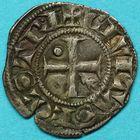 Photo numismatique  MONNAIES BARONNIALES Evêché de LAUSANNE (XIIe siècle) Denier.