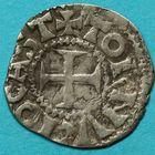Photo numismatique  MONNAIES BARONNIALES Abbaye de TOURNUS (XIIe siècle) Denier.