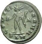 Photo numismatique  ARCHIVES VENTE 2013 -Coll Henri Dolet EMPIRE ROMAIN Lot de monnaies diverses  295- Lot.