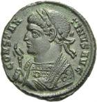 Photo numismatique  ARCHIVES VENTE 2013 -Coll Henri Dolet EMPIRE ROMAIN Lot de monnaies diverses  294- Lot.