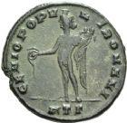 Photo numismatique  ARCHIVES VENTE 2013 -Coll Henri Dolet EMPIRE ROMAIN Lot de monnaies diverses  293- Lot.