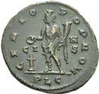 Photo numismatique  ARCHIVES VENTE 2013 -Coll Henri Dolet EMPIRE ROMAIN Lot de monnaies diverses  291- Lot.