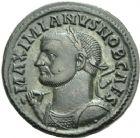 Photo numismatique  ARCHIVES VENTE 2013 -Coll Henri Dolet EMPIRE ROMAIN Lot de monnaies diverses  288- Lot.