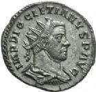 Photo numismatique  ARCHIVES VENTE 2013 -Coll Henri Dolet EMPIRE ROMAIN Lot de monnaies diverses  285- Lot.