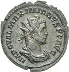 Photo numismatique  ARCHIVES VENTE 2013 -Coll Henri Dolet EMPIRE ROMAIN Lot de monnaies diverses  283- Lot.