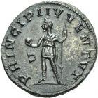 Photo numismatique  ARCHIVES VENTE 2013 -Coll Henri Dolet EMPIRE ROMAIN CARIN (César 282-283 - Auguste 283-285)  259- Aurelianus frappé à Lyon, (282-283).