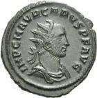 Photo numismatique  ARCHIVES VENTE 2013 -Coll Henri Dolet EMPIRE ROMAIN CARUS (282-283)  258- Aurelianus frappé à Antioche en 283.