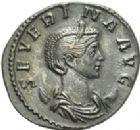 Photo numismatique  ARCHIVES VENTE 2013 -Coll Henri Dolet EMPIRE ROMAIN SEVERINE (épouse d'Aurélien)  257- Aurelianus frappé à Lyon, milieu 275.