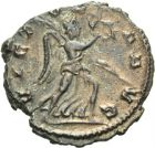 Photo numismatique  ARCHIVES VENTE 2013 -Coll Henri Dolet EMPIRE ROMAIN LAELIEN (268)  256- Antoninien.