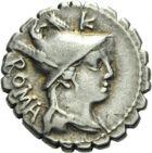 Photo numismatique  ARCHIVES VENTE 2013 -Coll Henri Dolet RÉPUBLIQUE ROMAINE   240- Lot.