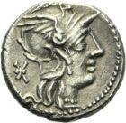 Photo numismatique  ARCHIVES VENTE 2013 -Coll Henri Dolet RÉPUBLIQUE ROMAINE   217- Lot.