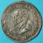 Photo numismatique  MONNAIES BARONNIALES Alsace - STRASBOURG CHARLES de LORRAINE, évêque (1593-1607) Quart de Thaler, Saverne 1605 (chiffre particulier).