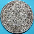 Photo numismatique  MONNAIES BARONNIALES Cité de STRASBOURG (XVIIe siècle) Thaler non daté.