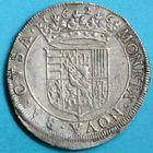 Photo numismatique  MONNAIES BARONNIALES Comté de SALM FRANCOIS II (1625-1632) Teston de Badonviller.
